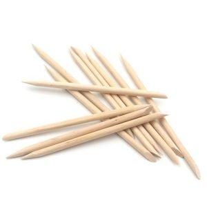 """Deo Manicure Cuticle Sticks 6""""(100pk)"""